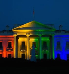 """White House website now only mentions """"gay"""" once — and you'll never guess where"""