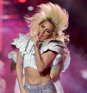 Isolated vocals from Lady Gaga's Super Bowl performance have leaked and they're amazing