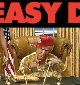 """After being trolled on Twitter, Donald Trump gets the """"EASY D"""" treatment on Instagram"""