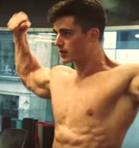 Get Pietro Boselli's abs; make lunchtime supersexy; and ogle studly superheroes