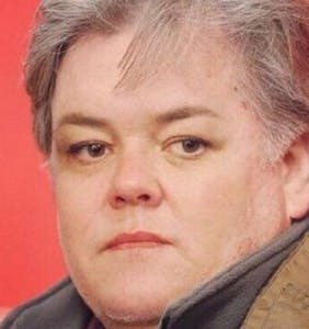 Rosie O'Donnell gives her profile pic a Steve Bannon makeover and it's hilarious and terrifying