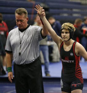Trans boy forced to compete with girls in wrestling championship shares inspiring outlook