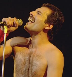 """Freddie Mercury's isolated vocal track from """"Somebody to Love"""" is an absolute powerhouse"""