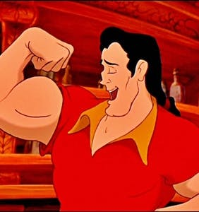 Beauty and the Beast's Gaston has a secret gay past