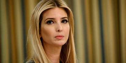 Ivanka brought a $1,500 purse to Monday's tear-gassing and now its designer is facing a boycott