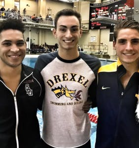 Here are some handsome, openly gay divers who just made history