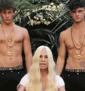 "You'll never guess who's playing Donatella Versace in ""American Crime Story"""