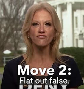 Kellyanne Conway supercut reveals all of her deceptive interview tricks