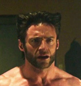 "Hugh Jackman received an absurdly naughty wrap gift from the ""Wolverine"" crew"