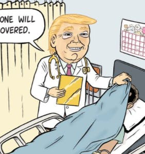 #KillTheBill floods Twitter; Americans REALLY don't want Trumpcare