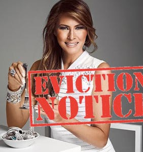 Petition to force Melania out of NYC garners 50,000 signatures and counting