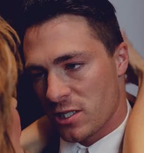 """You can finally call Colton Haynes """"Daddy"""""""
