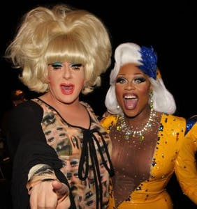 Exclusive photos from inside the 'RuPaul's Drag Race' Season 9 premiere party