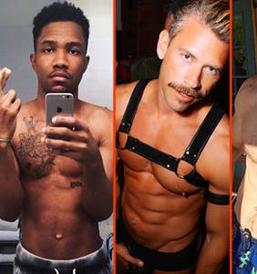 Eliad Cohen swings big, Frank Ocean's nip-slip, & Shawn Mendes' shirtless serenade