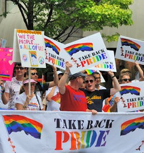 Confirmed: NYC Pride will also rise up against President Trump