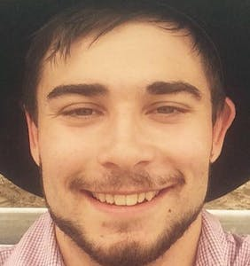 "This strapping young cowboy says he'll ""never be silenced"" by homophobic haters"