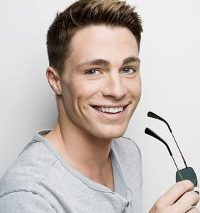 Colton Haynes warns Snapchat they're about to see lots of skin