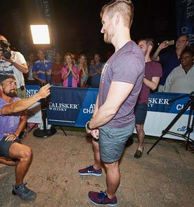 Man literally rows across the Atlantic for seven weeks to propose to his boyfriend