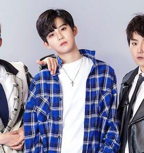 China's hottest boy band has a secret