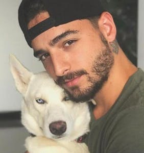 Hot dudes with dogs; Kelly Clarkson hits a sour note; Minnie Driver might die