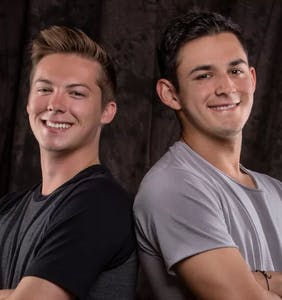 How two college swimmers helped each other come out