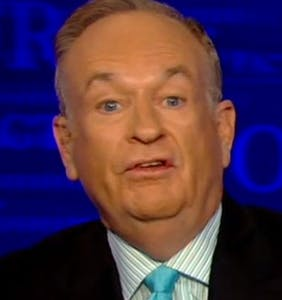 People are so heartbroken Bill O'Reilly got fired, they're celebrating like it's New Year's