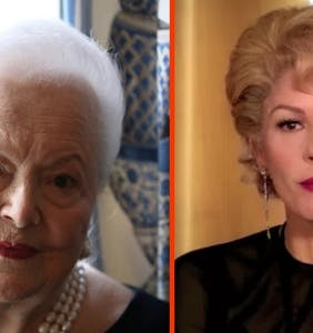 """Olivia de Havilland was asked if she watches """"Feud"""" and her rejection letter is priceless"""