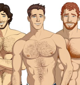 "Is ""Coming Out On Top"" the hottest gay-themed video game you'll ever play?"