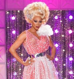 RuPaul explains the purpose of drag