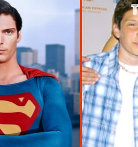 The Internet is freaking out about how Christopher Reeve's son looks just like him