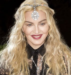 "Madonna has some harsh words about that upcoming ""Blond Ambition"" biopic"