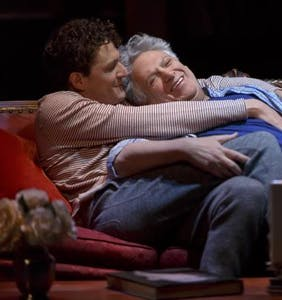 Harvey Fierstein is back, and a queer renaissance is making Broadway fabulous again