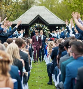 Tom Daley is a married man, ties the knot with Dustin Lance Black over the weekend