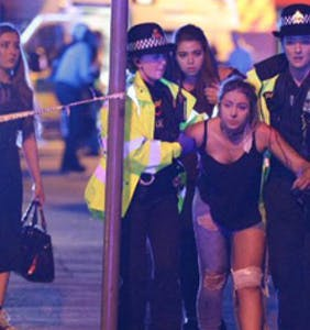 21 dead after terrorists attack Ariana Grande concert in UK