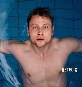 'Sense8' actor Max Riemelt talks sex scenes, kissing men on Pride floats