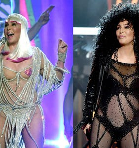 We need to talk about Cher at last night's Billboard Music Awards