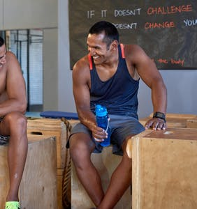 Now there's an app for single people seeking workout buddies with benefits
