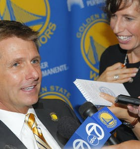 Meet the gay man who helped the Golden State Warriors win their 2nd NBA title in 3 years