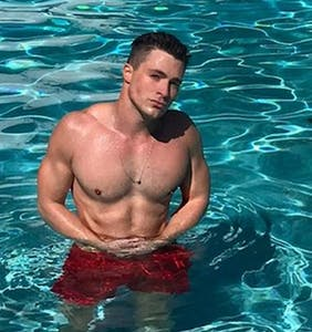 Colton Haynes was 13 when he lost his virginity to a guy