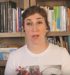 Mayim Bialik releases shockingly ignorant vlog on open relationships, says they foster 'false liberation'