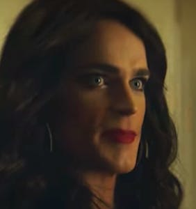 Here's a first look at Matt Bomer playing a transgender sex worker in 'Anything'