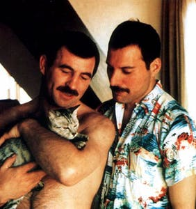 About that time Jim Hutton turned down Freddie Mercury…