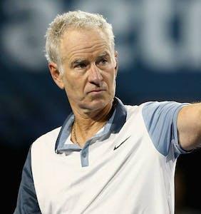 John McEnroe swings HARD against homophobic peer, and we can't look away