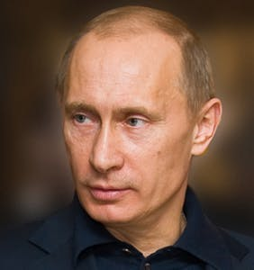 "If a gay man hits on Vladimir Putin in the shower, he has an advantage: ""I'm a judo master."""