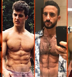 Colton Haynes' g-string, Max Emerson's Vienna adventure, & Milan Christopher's B.F.D.