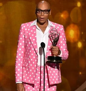"""RuPaul reacts to incredible news that """"Drag Race"""" scored EIGHT Emmy nominations"""