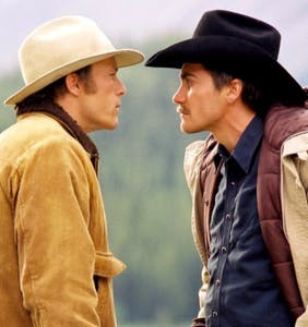 Win limited edition 'Brokeback Mountain' artwork and unleash your inner cowboy