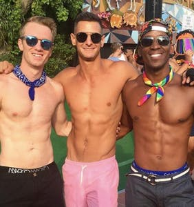 PHOTOS: San Diego Pride offered no shortage of sun-kissed eye candy