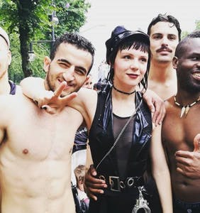 PHOTOS: Rubbermen, pups, and queens, oh my! Berlin Pride had something for everyone
