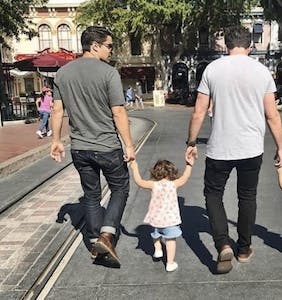 PHOTOS: More DILFS of Disneyland to help make your fairy tale dreams come true